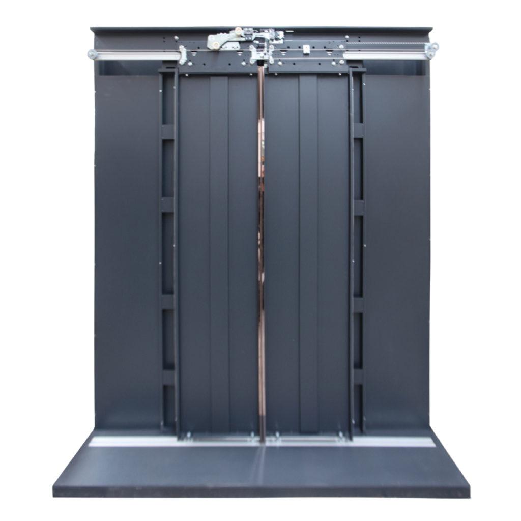 2 Panel Merkezi Kat Kapısı